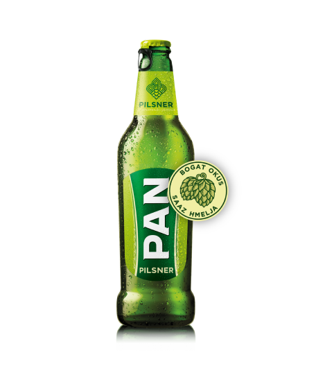 Pan Pilsner