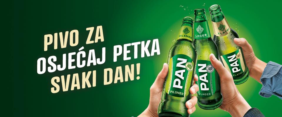 Pivo za osjećaj petka svaki dan!