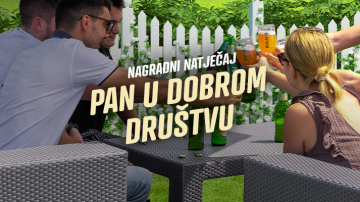 PAN U DOBROM DRUŠTVU!